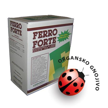 Organsko Gnojivo Ferro Forte