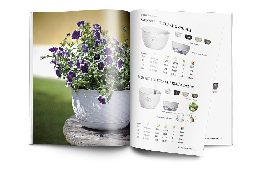 Katalog vazna za cvijeće