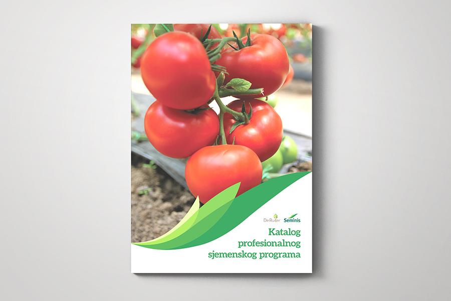 Katalog profesionalnog sjemenskog programa