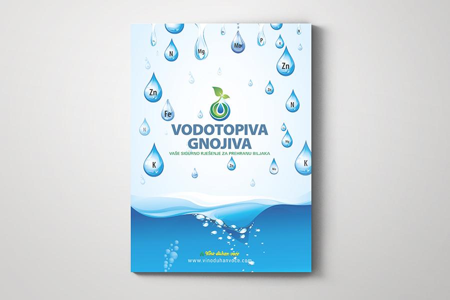 Vodotopiva gnojiva