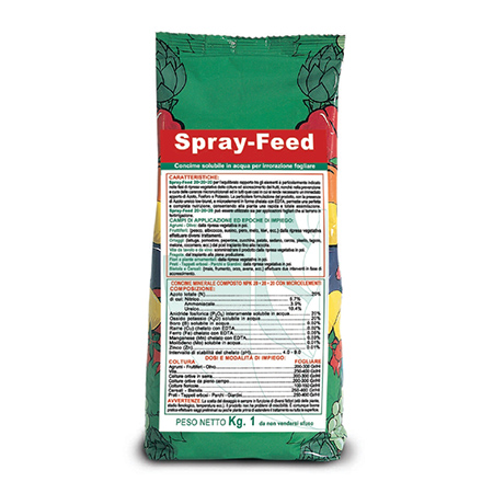 Spray-Feed 10-40-15